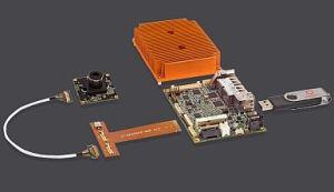 Kit applicatif pour l'analyse vidéo à la périphérie des objets connectés industriels | Congatec