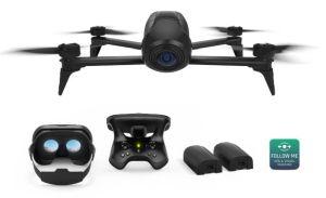 Parrot redécolle et prend de l'altitude dans les drones