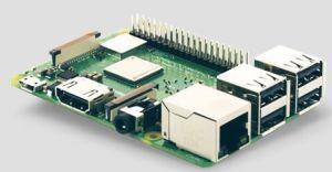 Farnell element14 annonce le lancement du Raspberry Pi 3 modèle B+