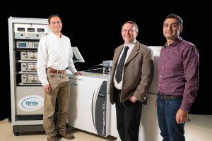 La start-up grenobloise Hprobe délivre son premier testeur de mémoires magnétiques
