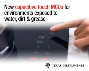 Microcontrôleurs pour commande tactile dans l'industriel | Texas Instruments