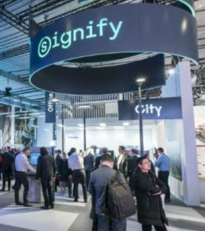 Philips Lighting change de nom pour Signify mais conserve la marque Philips