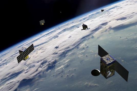 Thales investit dans un projet de constellation de 60 petits satellites