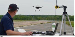 Thales signe un accord avec la NASA pour le contrôle des drones