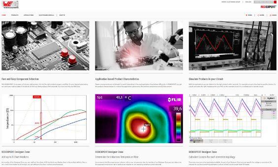 Würth Elektronik eiSos enrichit sa plateforme gratuite de conception en ligne
