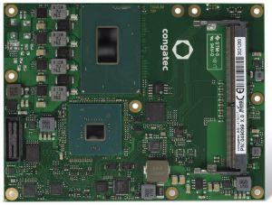 Computer-on-Modules COM Express Type 6 avec processeurs Intel Xeon et Intel Core de 8e génération | Congatec