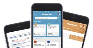 Panasonic lance une application de recherche parmi près de 120 000 pièces