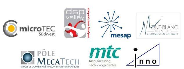 Lancement du projet européen IoT4Industry porté par le pôle SCS