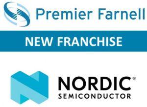 Premier Farnell annonce une franchise mondiale avec Nordic Semiconductor