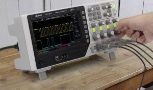 Conrad élargit sa gamme d'oscilloscopes numériques à mémoire Voltcraft