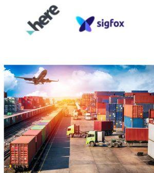 Here et Sigfox s'associent pour créer un service mondial de localisation IoT