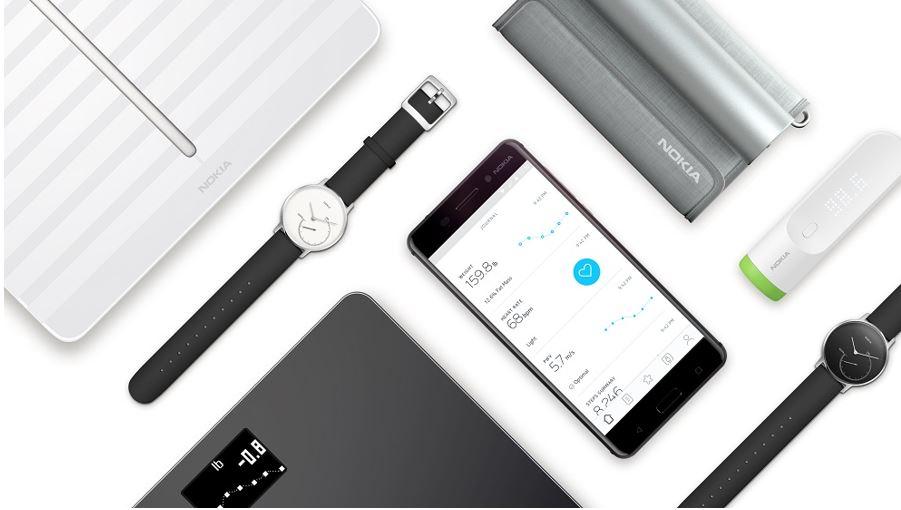 Retour à l'envoyeur pour l'activité santé numérique de Nokia
