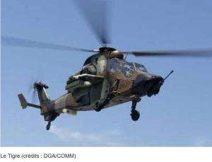 Hélicoptère d'attaque Tigre : lancement du programme de modernisation Tigre standard 3