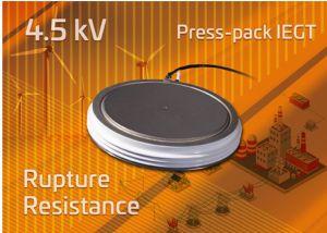 IEGT «press-pack» 4,5 kV | Toshiba