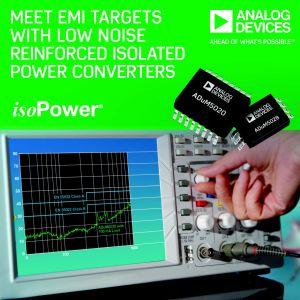 Convertisseurs de puissance isolés | Analog Devices