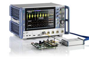 Rohde & Schwarz complète sa gamme d'oscilloscopes par le haut