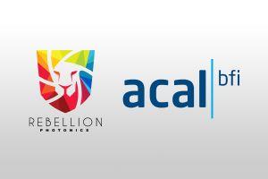 Acal BFi signe un accord paneuropéen avec Rebellion Photonics