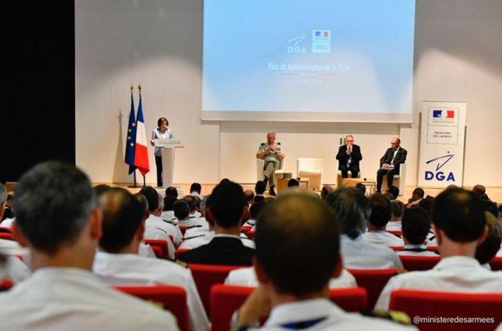 Plan de transformation de la DGA : création de l'agence Innovation de Défense