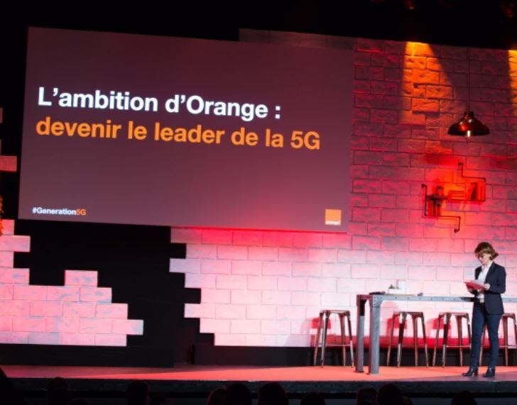 Orange prépare l'arrivée de la 5G à Marseille