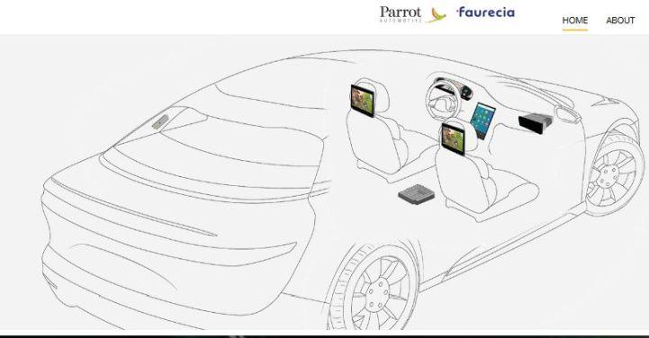 Faurecia accélère le rachat à 100% de Parrot Automotive pour 108,5 millions d'euros