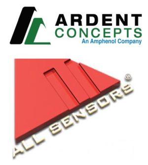 Amphenol acquiert All Sensors et Ardent Concepts
