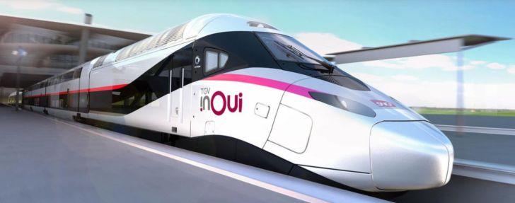 Alstom reçoit une commande SNCF de 100 TGV de nouvelle génération