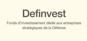 Composants optiques de précision : Definvest entre au capital de Fichou