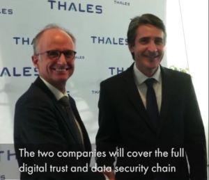 La Commission européenne ouvre une enquête approfondie sur le projet d'acquisition de Gemalto par Thales
