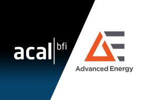 Acal BFi distribue Advanced Energy en Europe