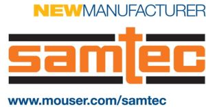 Mouser signe un accord de distribution global avec Samtec