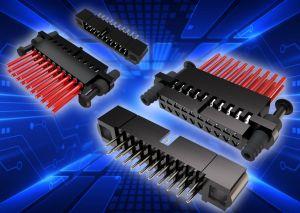 Connecteurs industriels au pas de 2mm résistant aux vibrations et chocs | Harwin