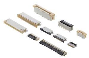 Connecteurs FFC/FPC Easy-On aux pas de 0,5 mm et 1 mm | Molex