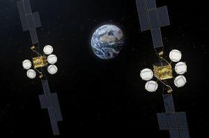 Eutelsat commande à Airbus deux satellites de télédiffusion pour remplacer Hotbird