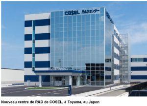 Alimentations : Cosel investit 12 M€ dans un centre de R&D