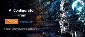Farnell lance un outil de configuration et de sélection pour les projets IA