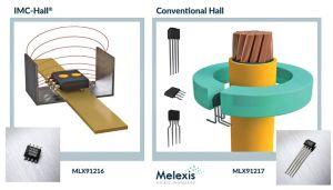 Capteurs de courant à effet Hall avec performances et fonctions de diagnostic améliorées | Melexis