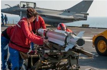 La DGA commande 567 missiles MICA NG à MBDA