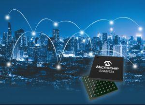 Composants LoRa en boîtiers SiP hautement intégrés | Microchip