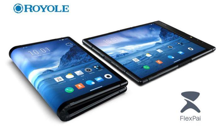 L'écran pliable : une piste sérieuse pour relancer le marché du smartphone ?