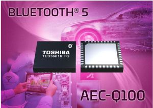 Circuit Bluetooth 5.0 pour applications automobiles | Toshiba