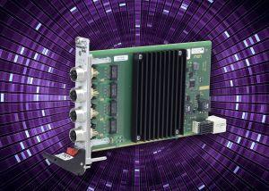 Carte quatre canaux Gigabit Ethernet sur M12-X et CompactPCI Serial | MEN Mikro Elektronik