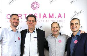 IA embarquée sur microcontrôleurs : le Toulonnais Cartesiam lève 2 millions d'euros