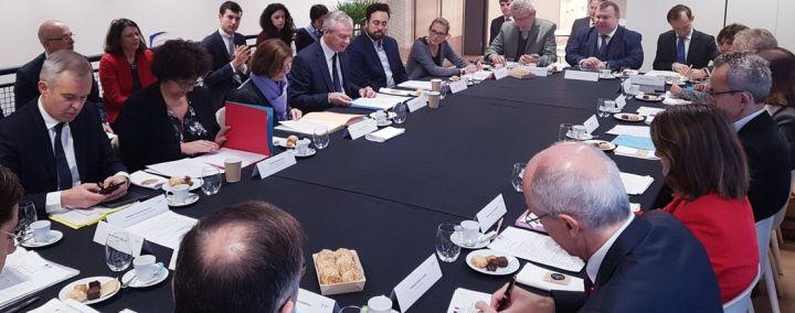 Le Conseil de l'innovation se penche sur la défense et l'innovation duale