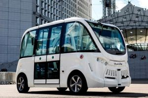 Navettes autonomes : Navya ne tiendra pas son objectif en 2018