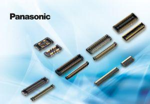 RS Components commercialise les connecteurs à contacts renforcés de Panasonic