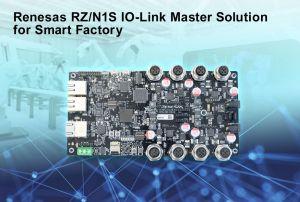 Solution monopuce et kit de développement pour applications basées sur IO-Link pour l'industrie 4.0 | Renesas
