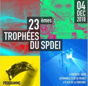 23e Trophées du SPDEI : les distributeurs récompensent 25 fabricants