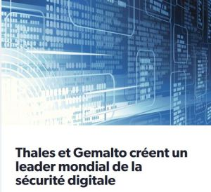 L'Europe autorise, sous conditions, l'acquisition de Gemalto par Thales