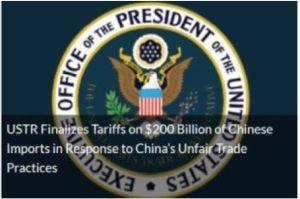 Les Etats-Unis et la Chine s'accordent 90 jours de répit