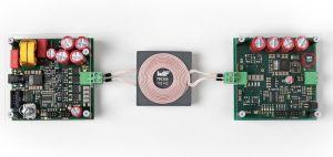 Transfert d'énergie et transmission de données sans fil | Infineon-Würth Elektronik eiSos